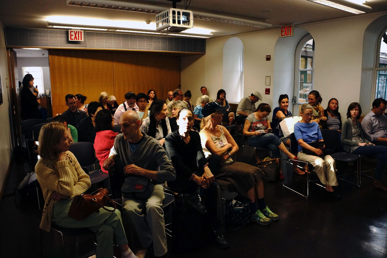 TRANSIT im Deutsdchen Haus der NYU, New York 8. Juni 2012